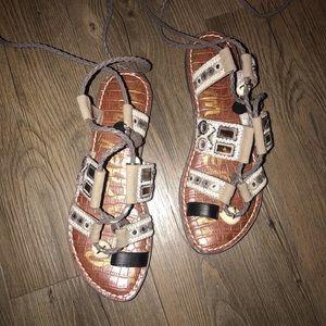 """SAM EDELMAN """"Gretchen"""" gladiator sandals"""